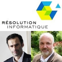 TwinL conseille RESOLUTION INFORMATIQUE pour la recomposition de son capital